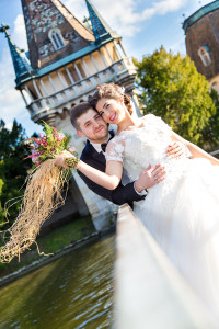 Hochzeitsfoto Wien